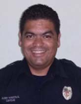 Capitán Hugo Ulises Sandoval